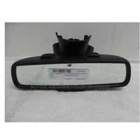 JEEP CHEROKEE KL - 5/2014 to CURRENT - 4DR WAGON - CENTER INTERIOR REAR VIEW MIRROR - E11 028005 (2)