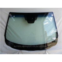MAZDA CX-3 1/2015 to CURRENT - 5DR WAGON - FRONT WINDSCREEN GLASS - CAMERA HOLDER,ACOUSTIC TOP & SIDE MOULD