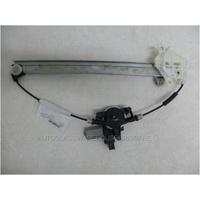 MAZDA CX-5 KF - 3/2017 to CURRENT - 5DR WAGON - LEFT SIDE FRONT DOOR ELECTRIC WINDOW REGULATOR