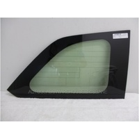 HONDA ODYSSEY RC - 11/2014 to CURRENT - 5DR WAGON - RIGHT SIDE CARGO GLASS - GREEN - ANTENNA