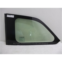 HONDA ODYSSEY RC - 11/2014 to CURRENT - 5DR WAGON - LEFT SIDE CARGO GLASS - GREEN