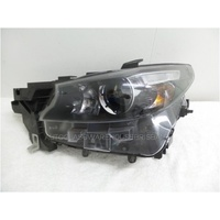 MAZDA CX-9 - 06/2016 TO CURRENT - 5DR WAGON - LEFT SIDE HEADLIGHT - TK 57 51 040