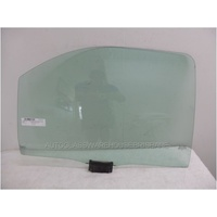 FORD MONDEO HA/HB - 7/1995 to 11/1996 - SEDAN/HATCH - RIGHT SIDE REAR DOOR GLASS - (1 PLASTIC LUGG)