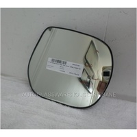 TOYOTA PRADO 150 SERIES - 11/2009 to CURRENT - WAGON - RIGHT SIDE FLAT MIRROR - 200w X 180h - WITH BACKING - 8854-SR1400