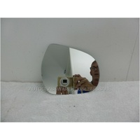GREAT WALL X240 H3- 10/2009 to 12/2011 - 4DR WAGON (SUV) - RIGHT SIDE MIRROR - FLAT GLASS ONLY 155mm HIGH X 185mm WIDE