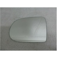 JEEP CHEROKEE SPORT KL - 5/2014 to CURRENT - 4DR WAGON - LEFT SIDE MIRROR - FLAT GLASS ONLY - 165mm WIDE X 125mm HIGH