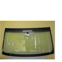 ISUZU D-MAX - 10/2008 TO 6/2012 - UTE - FRONT WINDSCREEN GLASS