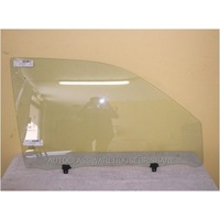 ISUZU D-MAX - 7/2008 TO 6/2012 - UTE - DRIVERS - RIGHT SIDE FRONT DOOR GLASS