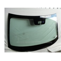 MITSUBISHI OUTLANDER ZM - 11/2012 to CURRENT - 5DR WAGON - FRONT WINDSCREEN GLASS - RAIN SENSOR BRACKET, ADAS BRACKET, TOP SIDE MOULD
