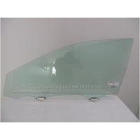 TOYOTA CAMRY XV70R - 11/2017 TO CURRENT - 4DR SEDAN - LEFT SIDE FRONT DOOR GLASS - WITH FITTINGS