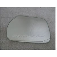 MITSUBISHI OUTLANDER ZE-ZF - 1/2003 TO 9/2006 - 5DR WAGON - LEFT SIDE FLAT MIRROR GLASS ONLY - 175h X 120 - SR1400-7270-7727
