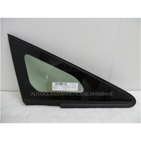 TOYOTA PRIUS V - ZVW40-41 C5 - 05/2012 to CURRENT - 5DR WAGON - RIGHT SIDE FRONT QUARTER GLASS