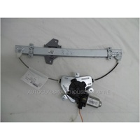 HYUNDAI ACCENT RB - 7/2011 to CURRENT - 4DR SEDAN - LEFT SIDE FRONT WINDOW REGULATOR