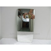 HINO 500 SERIES - 3/2003 to CURRENT - TRUCK - RIGHT SIDE MIRROR - FLAT GLASS ONLY - 360  x 180