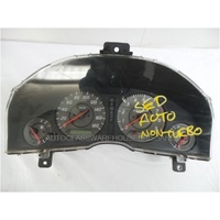 NISSAN SKYLINE R34 IMPORT - 1/1998 to 1/2001 - 4DR SEDAN - INSTRUMENT CLUSTER - AUTO NON TURBO - K11201 AA000