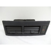 NISSAN SKYLINE R34 IMPORT - 1/1998 to 1/2001 - 4DR SEDAN - AIR CONDITIONING VENT -68750-AA005