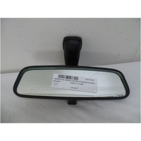 HOLDEN BARINA TK - 07/2008 to 12/2010 - 3DR HATCH - CENTER INTERIOR REAR VIEW MIRROR - E4 012141