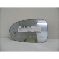 MAZDA MX5 ND - 8/2015 to CURRENT - 2DR CONVERTIBLE - LEFT SIDE MIRROR WITH BACKING - N243 - 155 x 100