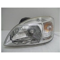 KIA RIO JB - 2009 to 2011 - 5DR HATCH - LEFT SIDE HEADLIGHT - 92101-1G0L