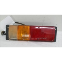HOLDEN COLORADO RG - 6/2012 to CURRENT - UTILITY - LEFT/RIGHT SIDE TAIL LIGHT - R1-91 02 - GENUINE