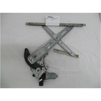 HOLDEN COLORADO RG - 6/2012 to CURRENT - UTILITY - DRIVERS - RIGHT SIDE FRONT WINDOW REGULATOR