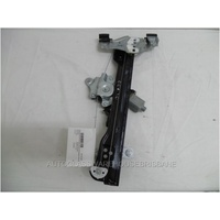 HOLDEN BARINA TM - 10/2011 to CURRENT - SEDAN/HATCH - PASSENGERS - LEFT SIDE FRONT WINDOW REGULATOR - ELECTRIC