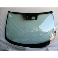 MITSUBISHI ASX 7/2010 TO  CURRENT - 5DR HATCH - FRONT WINDSCREEN GLASS - CAMERA ADAS, DE-VAPOR , RAIN SENSOR