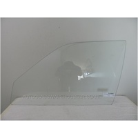 HOLDEN COMMODORE VK/VL - 3/1984 to 8/1988 - 4DR SEDAN (AUSTRALIA MADE) - 8-PIECE SIDES GLASS SET - CLEAR