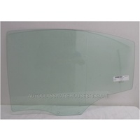 CHERY J3 M1X - 9/2011 to CURRENT - 5DR HATCH - PASSENGERS - LEFT SIDE REAR DOOR GLASS