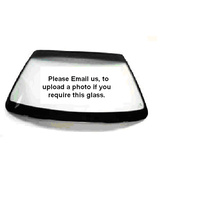 MERCEDES C CLASS 204 SERIES - 6/2007 TO 12/2014 - 4DR WAGON - DRIVERS - RIGHT SIDE REAR DOOR GLASS