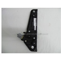 HYUNDAI VELOSTER FS - 2/2012 to CURRENT - 2DR COUPE - PASSENGERS - LEFT SIDE REAR ELECTRIC WINDOW REGULATOR