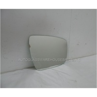 NISSAN X-TRAIL T32 - 3/2014 to CURRENT - 5DR WAGON - RIGHT SIDE MIRROR - FLAT GLASS ONLY - 173mm WIDE X 137mm HIGH