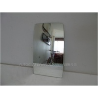ISUZU FRR/NPR/NNR/NPS/NQR - 7/1993 to 2007 - WIDE CAB - LEFT/RIGHT COMMON SIDE MIRROR - FLAT GLASS ONLY - 195w X 325h