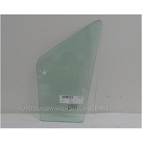 TOYOTA HIACE ZX/ZR SLWB/LWB - 2019 TO CURRENT - VAN - PASSENGERS - LEFT SIDE FRONT QUARTER GLASS