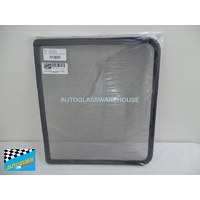 RENAULT MASTER X62 - 9/2011 to CURRENT - VAN - INSECT MESH FOR LEFT SIDE FRONT SLIDING UNIT - 470 x 500 - SUITS SKU: 182198