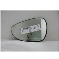 FORD FIESTA WS/WT - 9/2008 to 2013 - HATCH - PASSENGERS - LEFT SIDE MIRROR - FLAT GLASS ONLY WITH BACKING - Z001-101-90