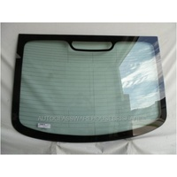 HYUNDAI i40 YF - 6/2012 to CURRENT - 4DR SEDAN - REAR WINDSCREEN GLASS - MODEL WITHOUT SUNROOF