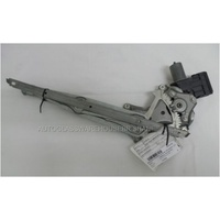 TOYOTA COROLLA ZRE182R - 10/2012 to CURRENT - 5DR HATCH - DRIVERS - RIGHT SIDE FRONT WINDOW REGULATOR - ELECTRIC