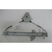 NISSAN PULSAR N15 - 10/1995 to 6/2000 - SEDAN/HATCH - PASSENGERS - LEFT SIDE FRONT WINDOW REGULATOR - MANUAL