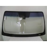 NISSAN NAVARA D40 - 12/2005 to 4/2015 - UTE - THAILAND BUILT - FRONT WINDSCREEN GLASS - LOW E COATING - CLEAR