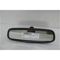 TOYOTA RAV4 30 SERIES - 1/2006 to 2/2013 - 5DR WAGON - CENTER INTERIOR REAR VIEW MIRROR - E11 015626 - E11 025626
