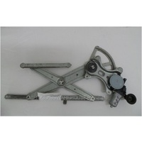 TOYOTA PRADO 120 SERIES - 2/2003 to 10/2009 - 5DR WAGON - DRIVERS - RIGHT SIDE FRONT WINDOW REGULATOR - ELECTRIC