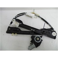 DODGE JOURNEY JC - 2009 to 2017 - 5DR WAGON - LEFT SIDE FRONT WINDOW REGULATOR - 961925102