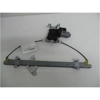 NISSAN PATHFINDER R51 / NAVARRA D40 - 7/2005 to 10/2013 - 4DR WAGON - RIGHT SIDE FRONT WINDOW REGULATOR - 6 WIRE