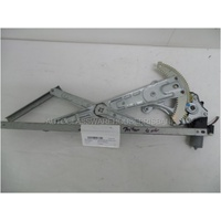 MITSUBISHI TRITON MQ - 4/2015 to CURRENT - 2/4DR UTE - RIGHT SIDE FRONT WINDOW REGULATOR - ELECTRIC