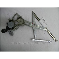 TOYOTA PRIUS NHW20R/20SERIES - 10/2003 to 7/2009 - 5DR HATCH - LEFT SIDE REAR WINDOW REGULATOR - ELECTRIC