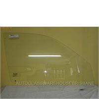 HYUNDAI ACCENT LC - 5/2000 to 4/2006 - SEDAN/HATCH - DRIVERS - RIGHT SIDE FRONT DOOR GLASS