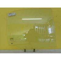 HYUNDAI ACCENT LC - 5/2000 to 4/2006 - SEDAN /HATCH - DRIVERS - RIGHT SIDE REAR DOOR GLASS
