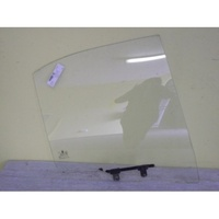 HYUNDAI EXCEL X3 - 9/1994 to 4/2000 - SEDAN/HATCH - DRIVERS - RIGHT SIDE REAR DOOR GLASS