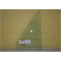 HYUNDAI LANTRA SEDAN 5/91 to 8/95 J1   4DR SEDAN RIGHT SIDE REAR QUARTER GLASS